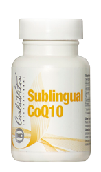 Sublingual CoQ10 Lemon
