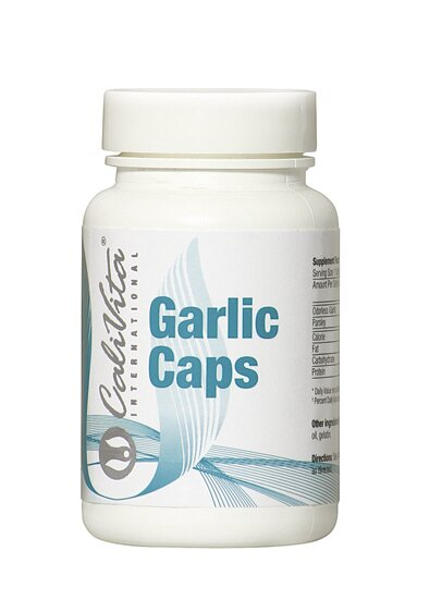 Garlic Caps
