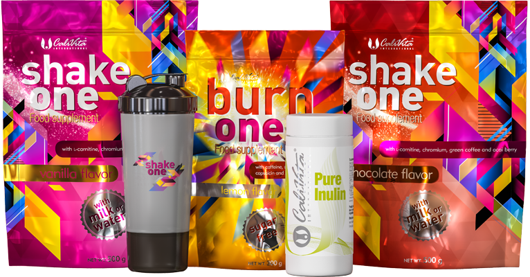 One Diet Set with Pure Inulin